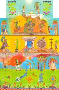 Mayan deck